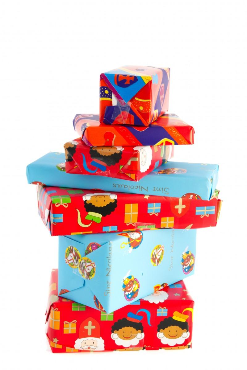stapel cadeaus